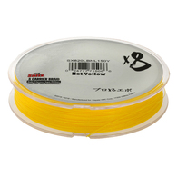 SUFIX LINE BRAID 15LB 150YD 6.8KG - YELLOW