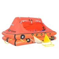 8-Man ISO Ocean Offshore LifeRaft (Life Raft) Over 24hr (Container)