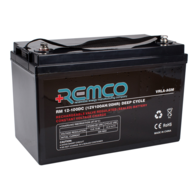 RM12-100DC AGM Deep Cycle Battery 12 Volts 107 Amp Hours