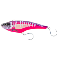 Madmacs 200mm Fast Trolling Lure - Hot Pink Mackerel