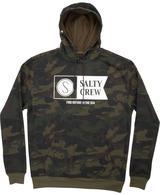 Skiff Hooded Tech Fleece - Camo