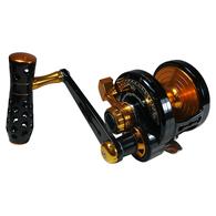 Powerspell PE8 Lever Drag Jigging Reel Black/Gold