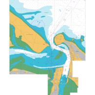 LINZ CHART NAVY PORT OF TAURANGA