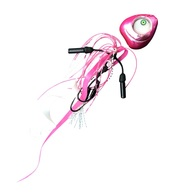 Grumpy Fish LED Flashing Kabura Jig - Pink