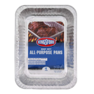 KINGSFORD BBQ HEAVY DUTY ALUMINIUM PAN