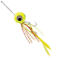 Freestyle Kabura Japanese Inchiku Fishing Jig Lure - 150gm Chartreuse