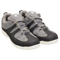 Evolution Deck Shoe - Black / Grey