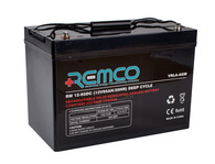 REMCO RM12-95DC BATTERY D/CYCLE AGM 105AH