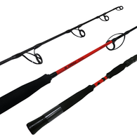 "Haku FastJig Spin Jigging Rod 5'2"" 250-450g 1-Pce"
