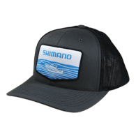 Boat At Sea Patch Cap