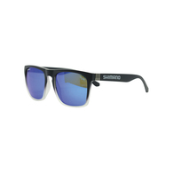 Abyss Sunglasses - Navy Fade / Blue Mirror