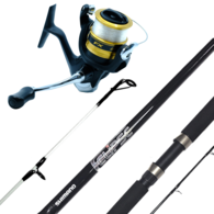 """FX4000FC / Eclipse 6'0"""" 4-8KG Spin Combo Spooled with Mono"""