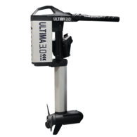 Ultima 3HP Electric Outboard Transom Mount