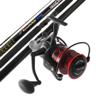 "Fierce 8000LL / Spinfisher SSM 7'0"" 10-15KG 1-Pce Spin Combo"