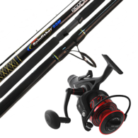 "Fierce 6000LL / Spinfisher SSM 7'0"" 8-10KG 1-Pce Spin Combo"