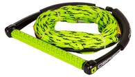 4-Section Poly-E Wake Combo - Green & Black