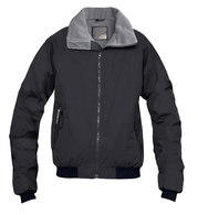 Anholt Waterproof Crew Jacket - Black / Graphite