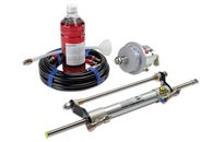 Hydraulic Outboard Steering Kit to 75HP - Front Mt
