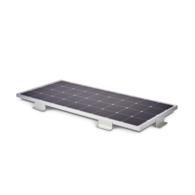 RTS150 Solar Panel Roof Top Mounting Brackets