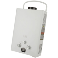 Portable LPG Water heater