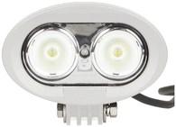 20W LED Work Light Flood Beam - White