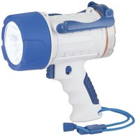 Rechargable 700 Lumen Handheld Floating Spotlight