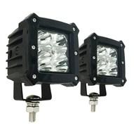 1800 Lumen 12/24V Work Light - Pair