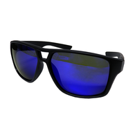 Rothbury Matte Black Sunglasses