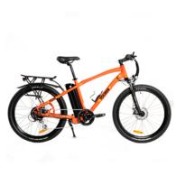 C1 TDE03Z Electric Bike - Metallic Orange