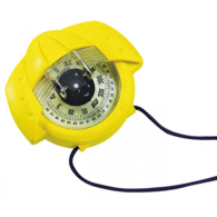 Iris 50 Hand Bearing Marine Compass - Yellow