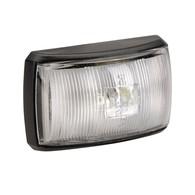 LED White Marker Light 10-33v