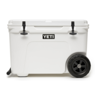 Tundra Haul Ice Box with Wheels - White - 52 Litre