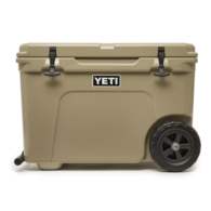 Tundra Haul Ice Box with Wheels - Tan - 52 Litre