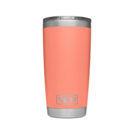 Rambler 20oz (591ml) Tumbler with Lid - Coral