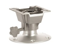 PC13 Seat Pedestal with Swivel - 134mm