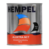 Aluxtra NCT Antifoul Alloy Black 750ml