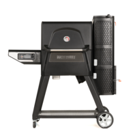 Gravity Series 560 Digital Charcoal Grill + Smoker