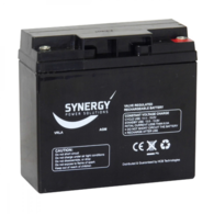 SY12-120DC Battery D/Cycle AGM 120AH