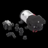 12v 17 LPM 40psi Automatic RV Water Pressure Pump - 40psi