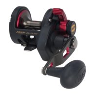 Fathom 15 Slow Pitch Overhead Lever Drag Reel - Left Hand