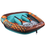 Exo 3  3-Person Towable package with Rope and Pump