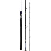 Saltiga Bay Jigging 62HB.V Overhead SlowJig Rod PE0.6-1.2 1-Piece
