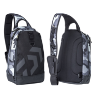 One Shoulder Tackle Backpack - Camo