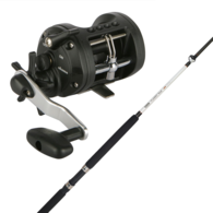 Classic 450XT Overhead Reel with 6ft 15kg Big Boat Rod