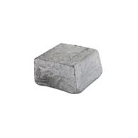 Plain Block Anode 50x50x25mm