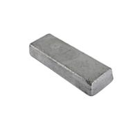 Plain Block Anode 100x75x25mm
