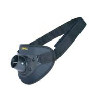 Fighting padded gimbal belt