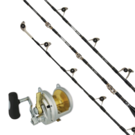 """TALICA 50 WITH THE """"NEW"""" TIAGRA ULTRA GAME ROD COMING END OF JAN 21"""