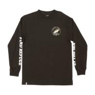 Homeguard Standard Long Sleeve T-Shirt - Black