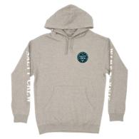 Fathom Hooded Fleece - Grey